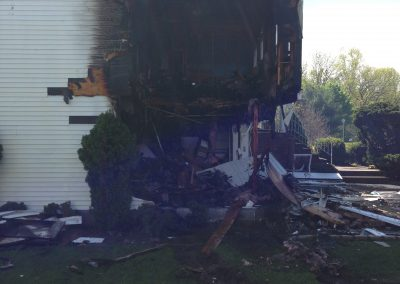 Whippany Fire Department - Garbage Truck House FireIMG_1440