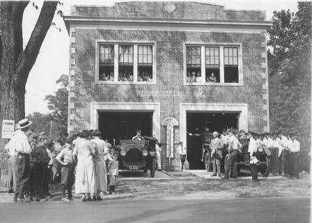 PRESS RELEASE: Whippany Fire Company Relocation | March 20, 2014