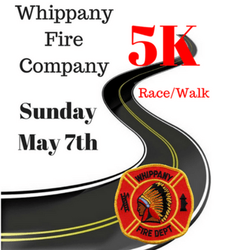 Whippany Fire 5K Race