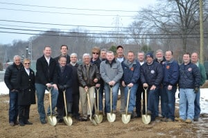 2015-Whippany Fire House Ground Breaking