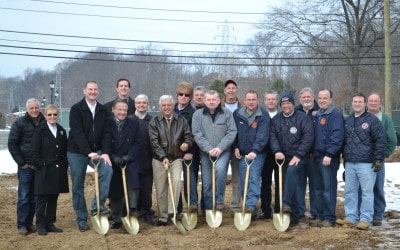 PRESS RELEASE: Whippany Fire House Groundbreaking | February 1, 2015