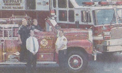 Whippany Fire Company celebrates 90 years