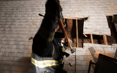 2016 – WFD – Ground Ladders and Roof Operation Drill