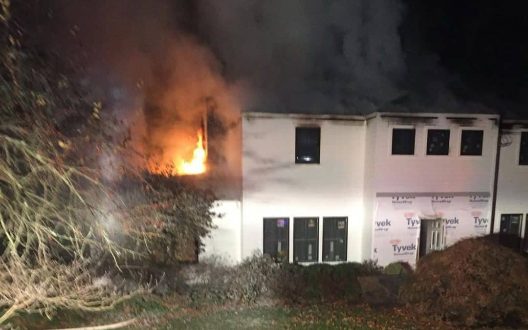 Early-morning Madison house fire